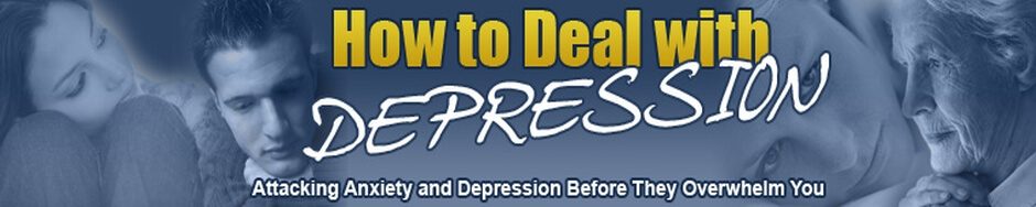 How To Deal With Depression .net
